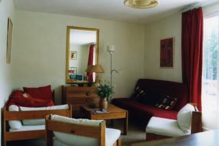 Salotto Affitto Appartamento 1139 Les 2 Alpes