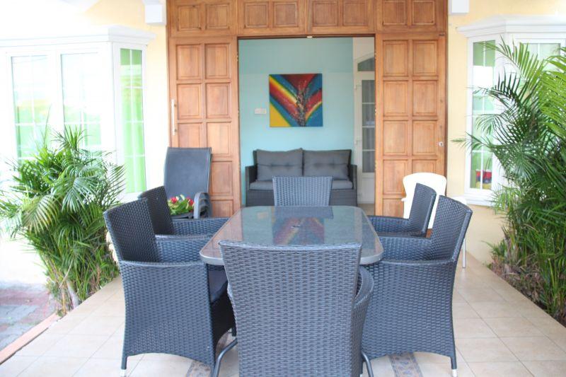 Terrazzo 1 Affitto Villa  11562 Flic-en-Flac