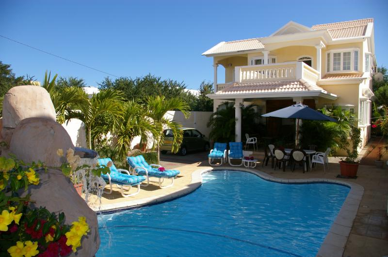 Vista esterna della casa vacanze Affitto Villa  11562 Flic-en-Flac