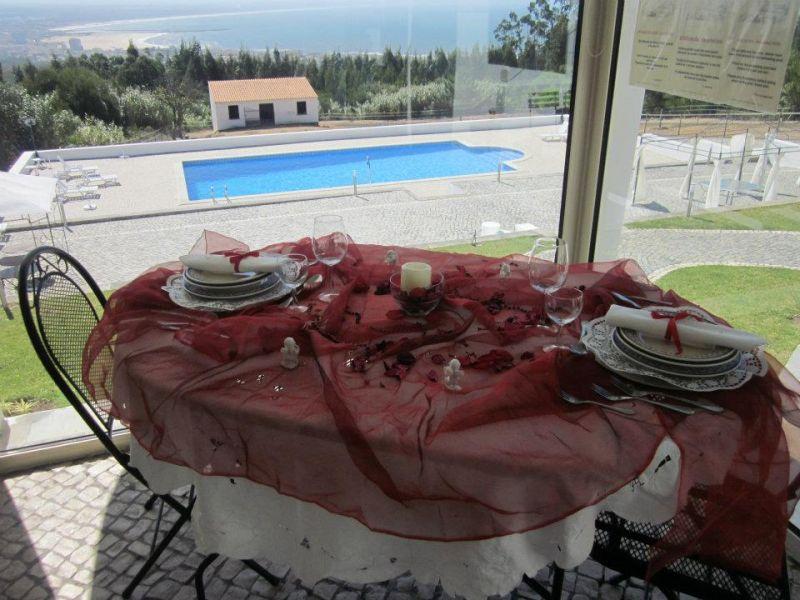 Vista dalla casa vacanze Affitto B&B 11824 Figueira da Foz
