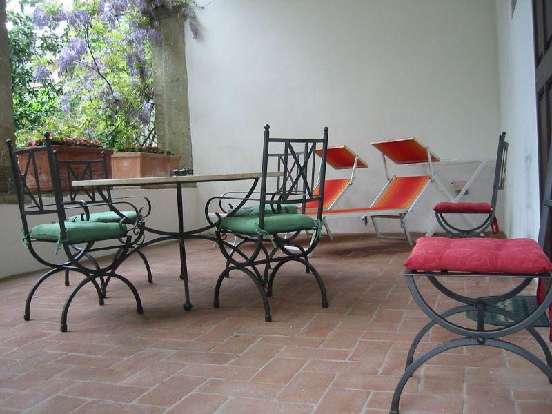 Loggia 2 Affitto Villa  11865 Arezzo
