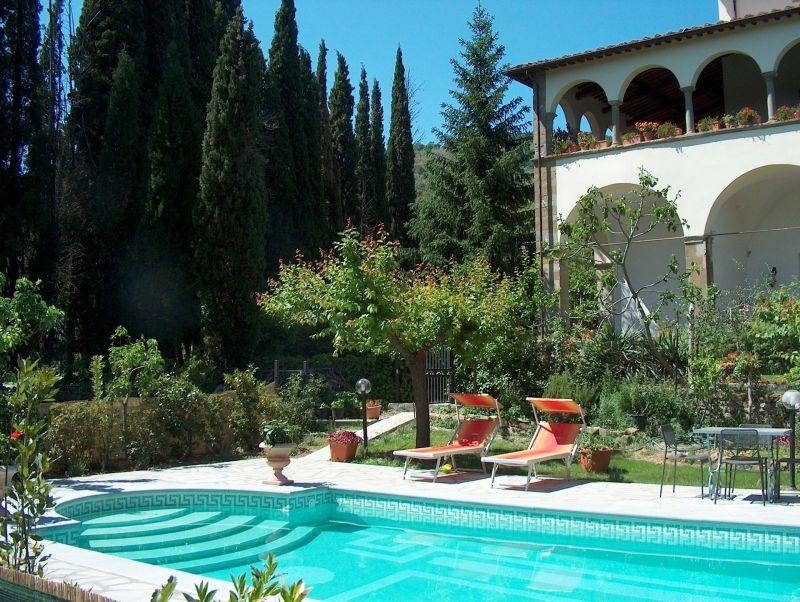 Piscina Affitto Villa  11865 Arezzo
