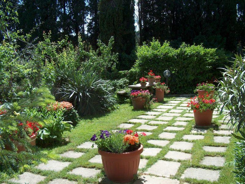 Giardino Affitto Villa  11865 Arezzo