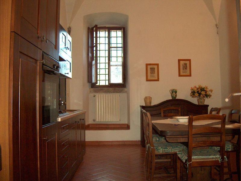 Cucina separata Affitto Villa  11865 Arezzo