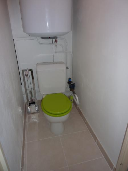 WC indipendente Affitto Monolocale 1201 Les 2 Alpes