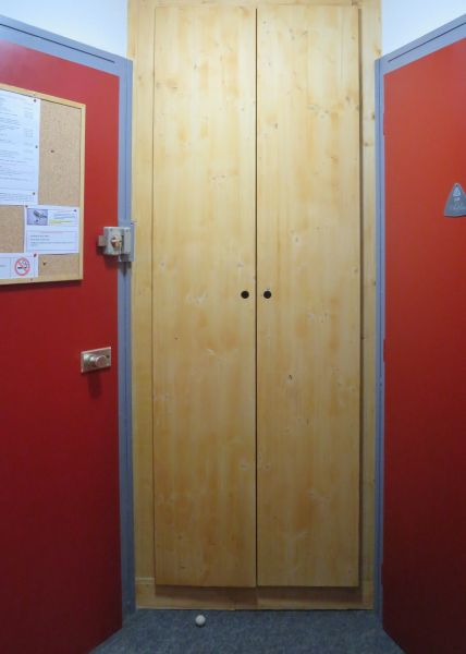 Entrata Affitto Appartamento 124 Les Arcs