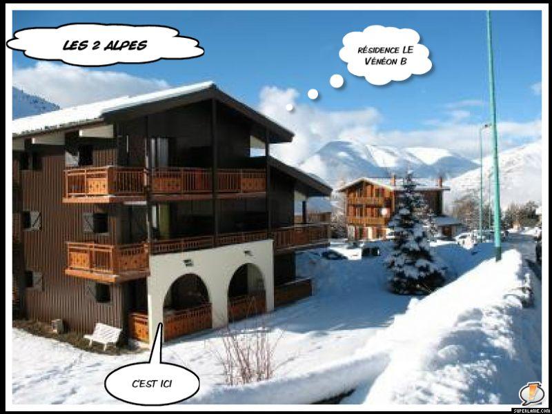 Affitto Appartamento 1242 Les 2 Alpes