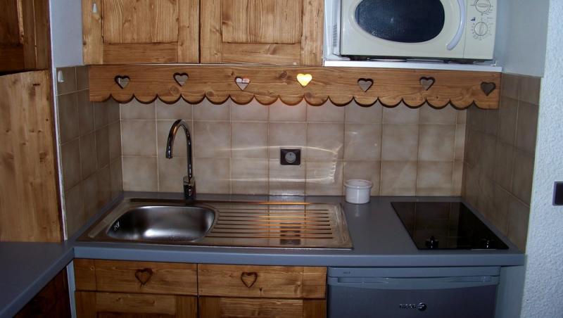Angolo cottura Affitto Appartamento 1242 Les 2 Alpes