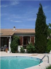 Vista esterna della casa vacanze Affitto Villa  12422 Draguignan