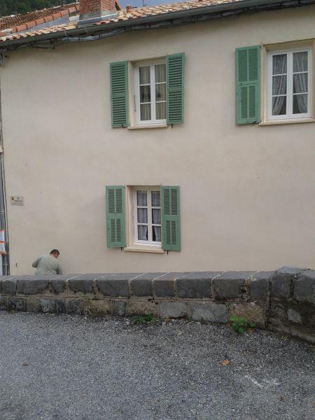 Vista esterna della casa vacanze Affitto Agriturismo 13264 Valberg