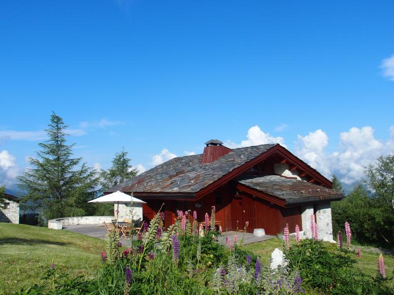 Vista esterna della casa vacanze Affitto Chalet 136 Les Arcs