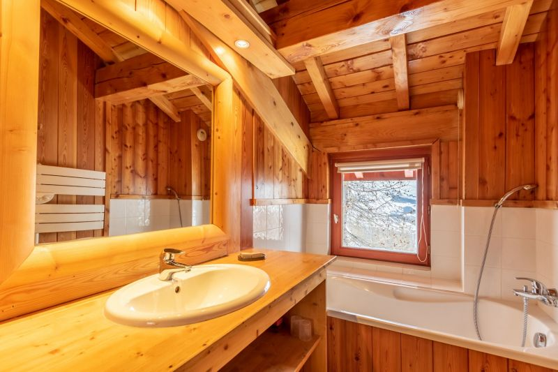 Bagno 1 Affitto Chalet 136 Les Arcs