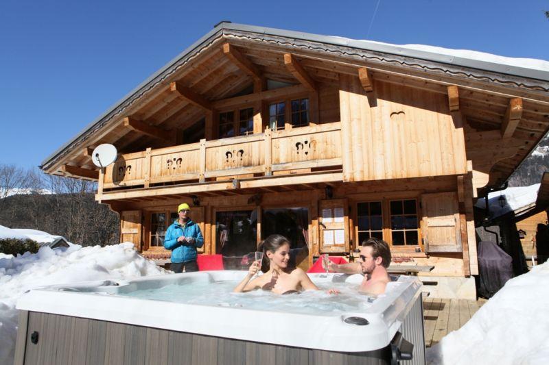 Terrazzo Affitto Chalet 1412 Chamonix Mont-Blanc (Monte Bianco)