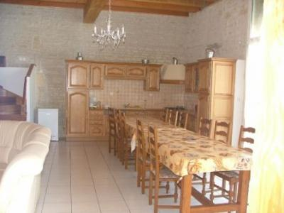 Sala da pranzo Affitto Agriturismo 14481 Cognac