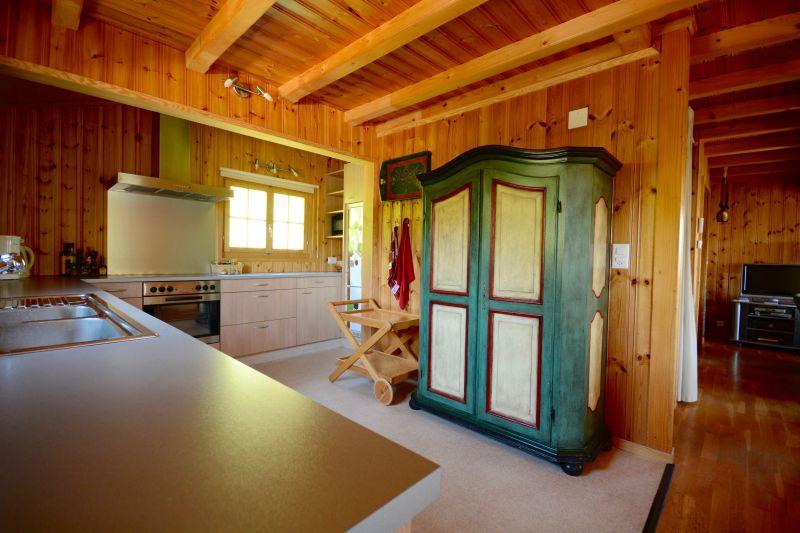 Cucina separata Affitto Chalet 14794 Les Crosets