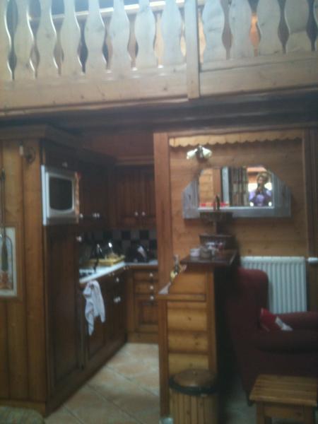 Angolo cottura Affitto Appartamento 148 Les Arcs