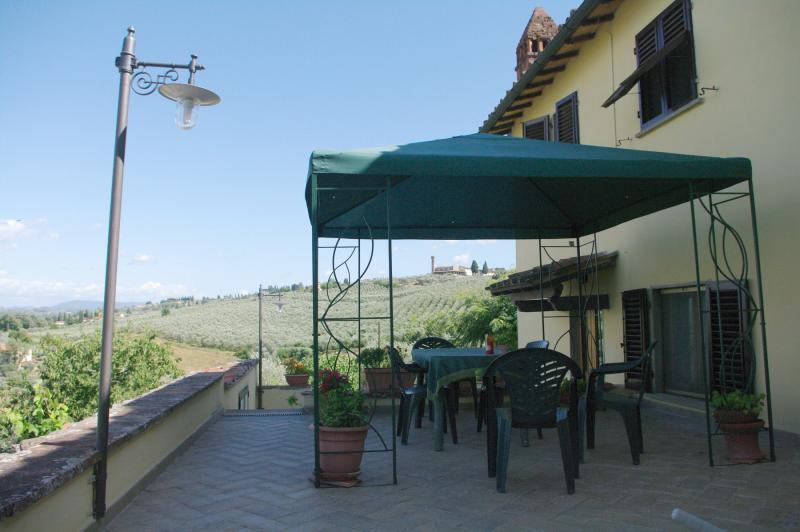 Terrazzo Affitto Appartamento 14820 Firenze