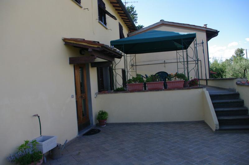 Entrata Affitto Appartamento 14820 Firenze