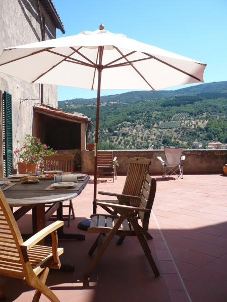 Terrazzo Affitto Casa 14841 Montalcino