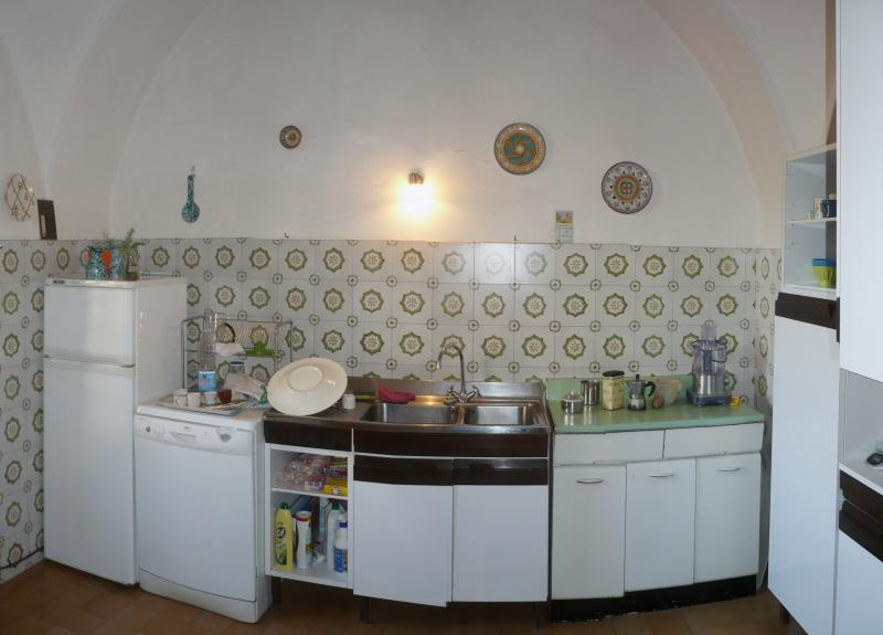 Cucina separata Affitto Casa 14841 Montalcino