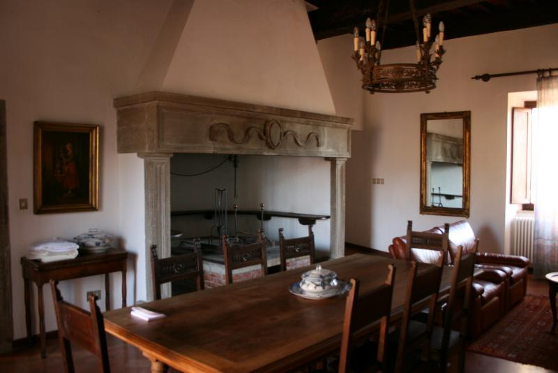 Salotto 1 Affitto Casa 14841 Montalcino