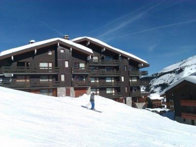 Vista esterna della casa vacanze Affitto Appartamento 14998 M�ribel