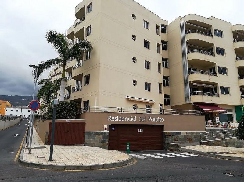 Vista esterna della casa vacanze Affitto Appartamento 15419 Adeje