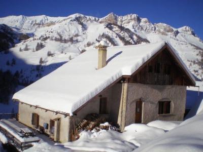 Vista esterna della casa vacanze Affitto Chalet 1575 Molines Saint-V�ran