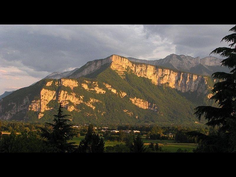 Vista dalla casa vacanze Affitto Agriturismo 16078 Grenoble