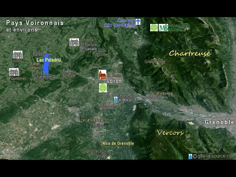Altra vista Affitto Agriturismo 16078 Grenoble