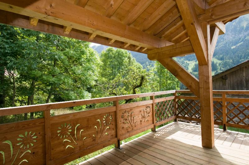Balcone Affitto Chalet 16141 Châtel