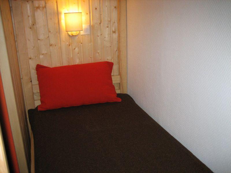 Zona notte cabina Affitto Monolocale 1628 Les Menuires
