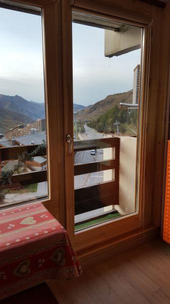 Vista dalla casa vacanze Affitto Monolocale 1628 Les Menuires