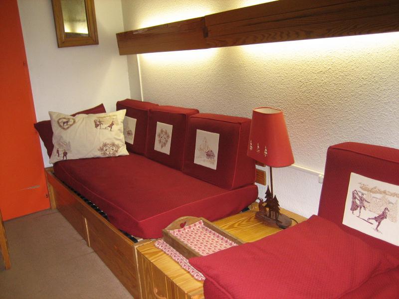 Soggiorno Affitto Appartamento 1629 Les Menuires