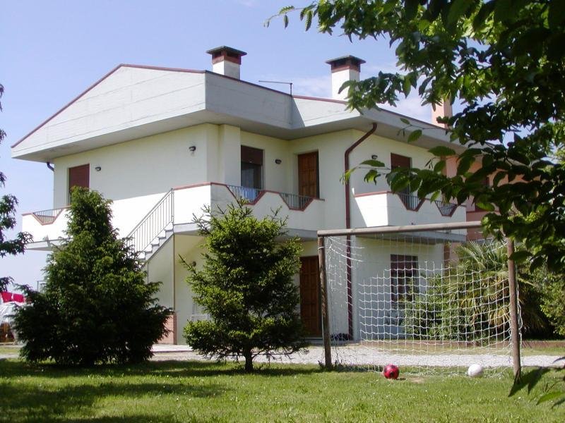 Vista esterna della casa vacanze Affitto Appartamento 16456 Venezia