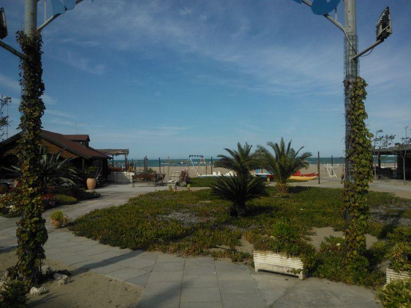 Spiaggia Affitto Appartamento 16514 Campomarino
