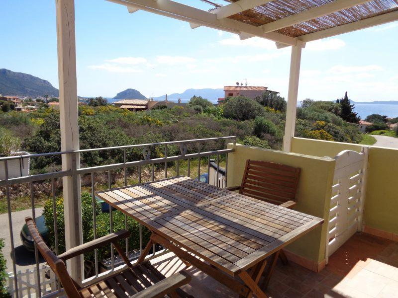 Vista dalla casa vacanze Affitto Appartamento 16537 Golfo Aranci