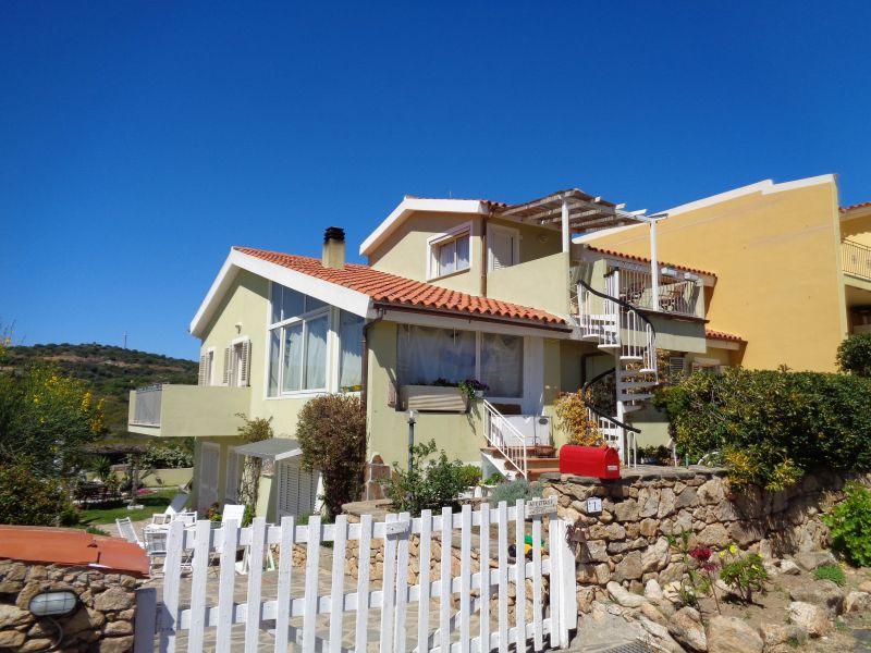 Vista esterna della casa vacanze Affitto Appartamento 16537 Golfo Aranci