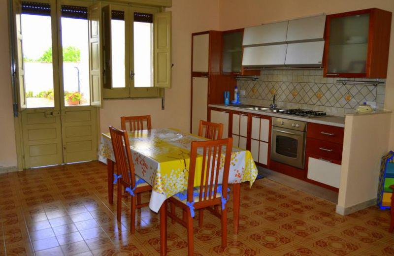 Soggiorno Affitto Villa  16606 Noto