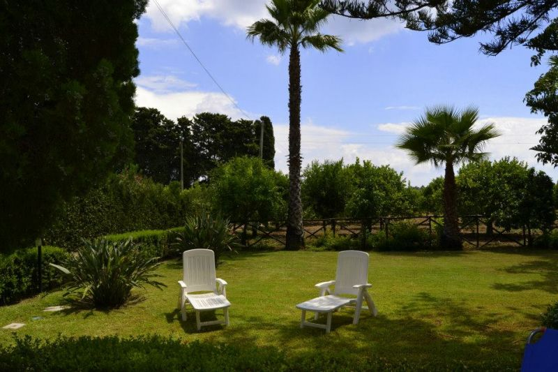 Giardino Affitto Villa  16606 Noto