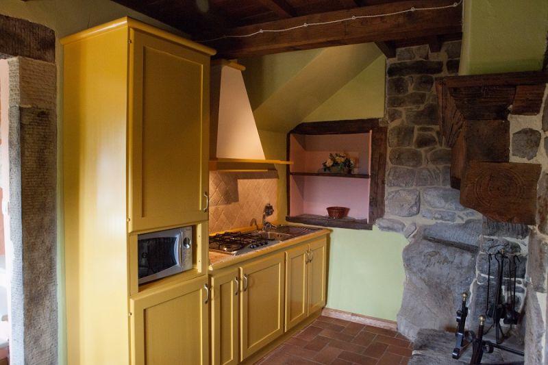 Angolo cottura Affitto Appartamento 16737 Bibbiena