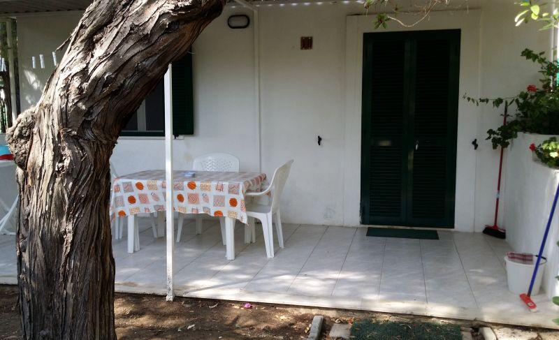 Vista esterna della casa vacanze Affitto Appartamento 17051 Vieste