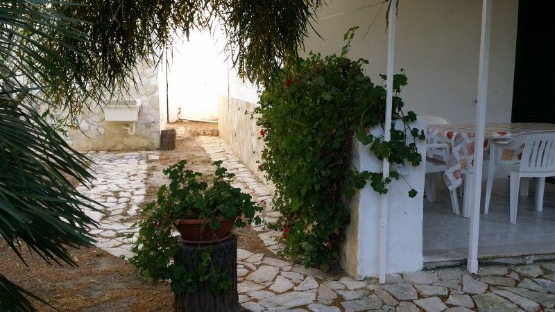 Giardino Affitto Appartamento 17051 Vieste