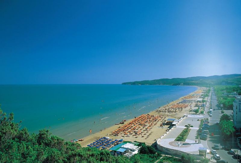 Spiaggia Affitto Appartamento 17051 Vieste
