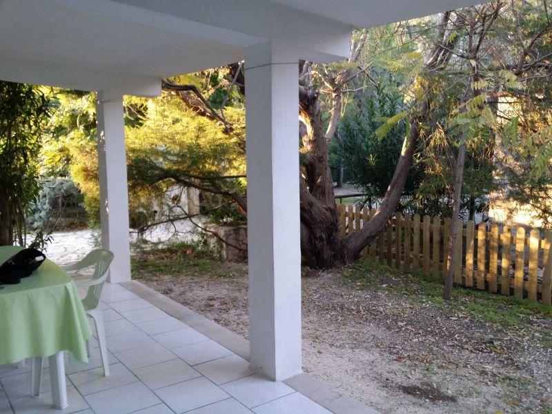 Veranda Affitto Appartamento 17051 Vieste