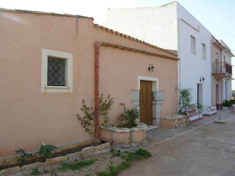 Vista dalla casa vacanze Affitto Appartamento 17539 Scopello