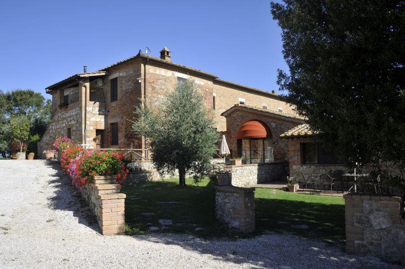 Giardino Affitto Agriturismo 17753 Siena