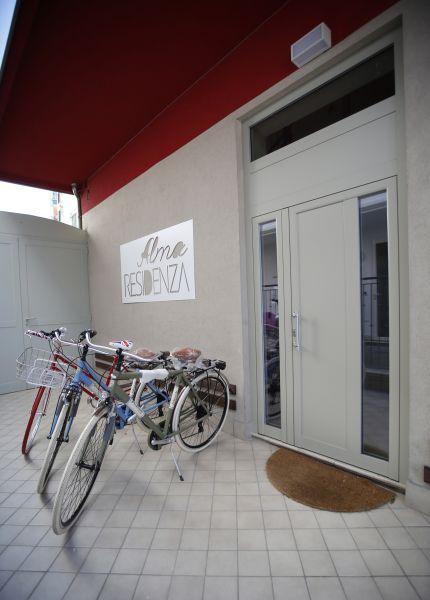 Entrata Affitto Appartamento 17943 Riccione