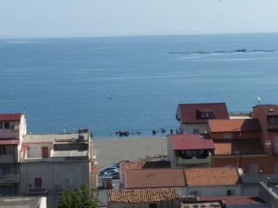 Vista dal balcone Affitto Appartamento 17965 Patti