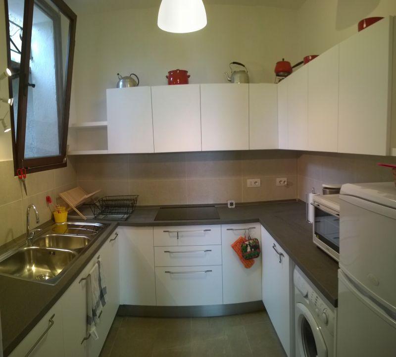 Cucina separata Affitto Appartamento 18480 Gargnano